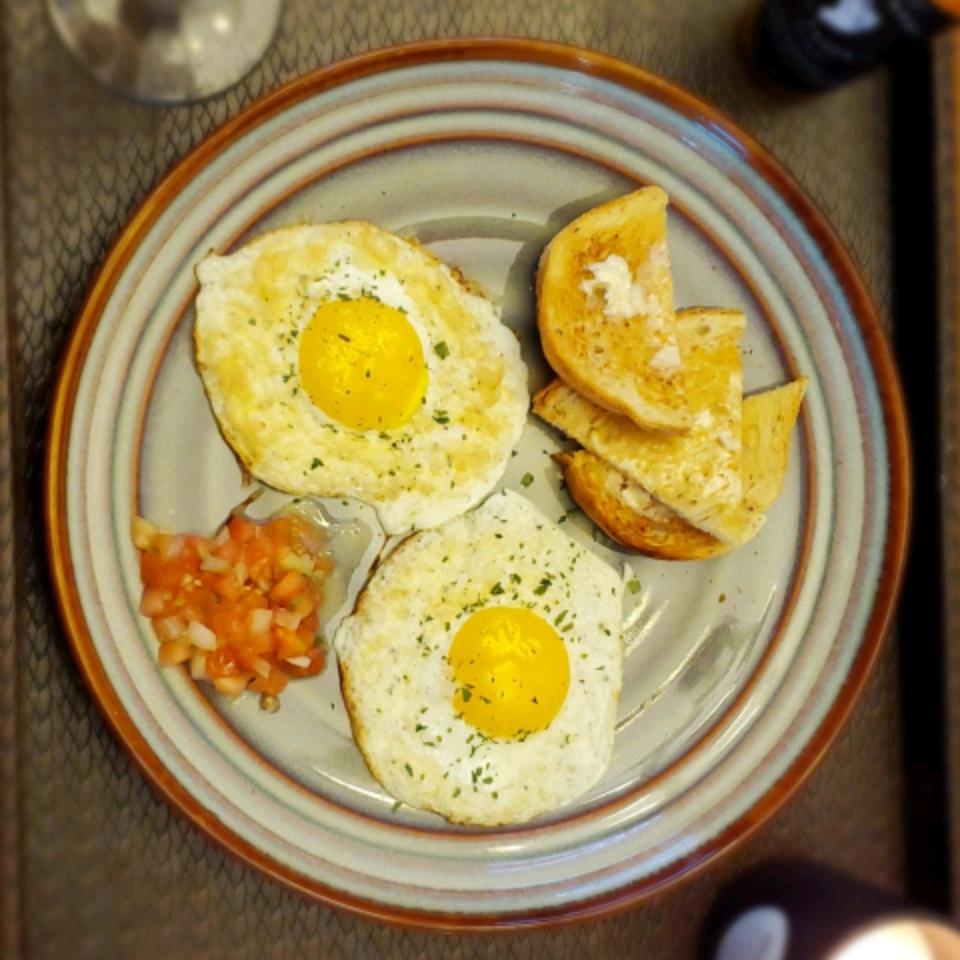 Cloud Eggs James Pereira