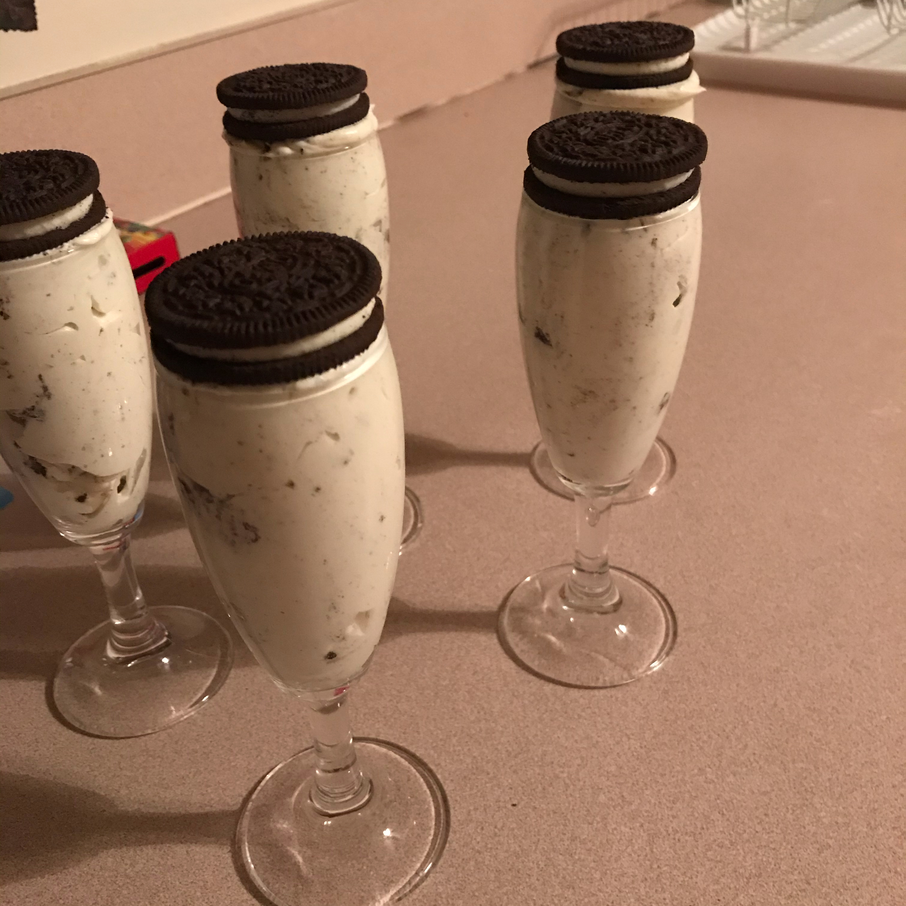 Cookies and Cream Fluff