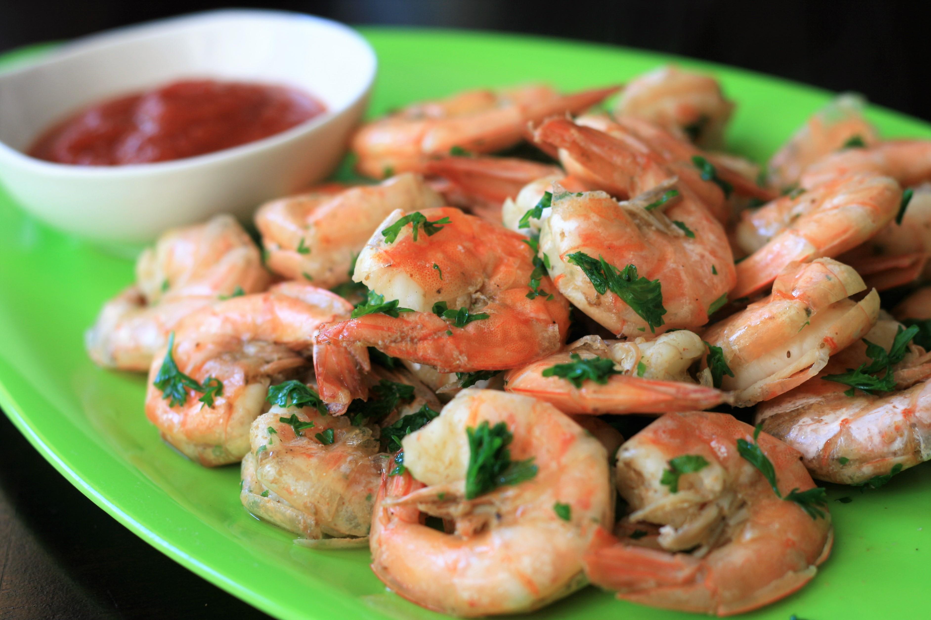 Instant Pot® Peel-and-Eat Shrimp