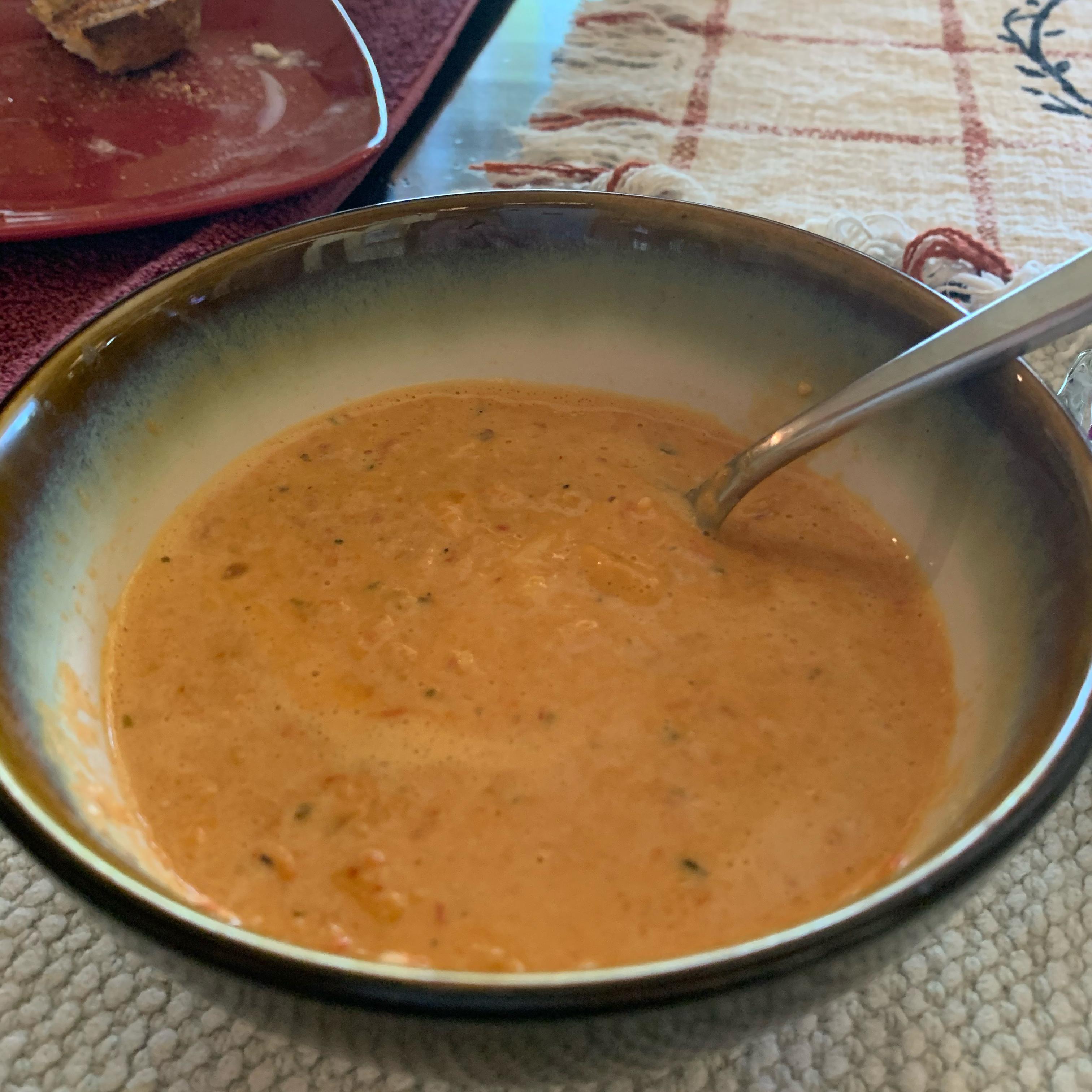 Shrimp Bisque