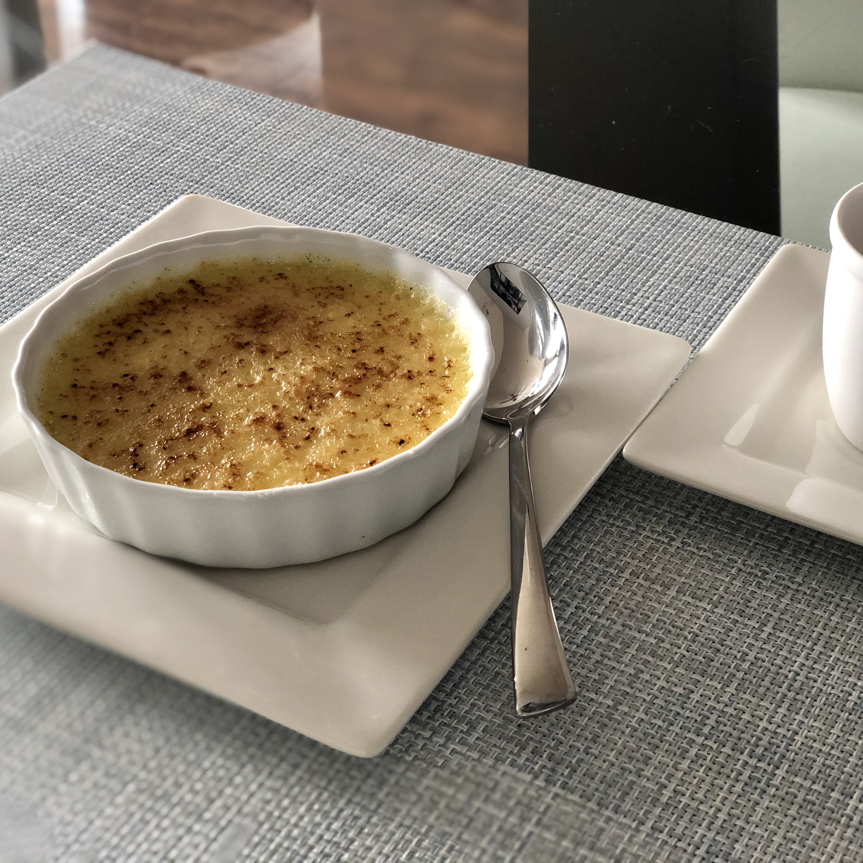 Classic Infused Creme Brulee