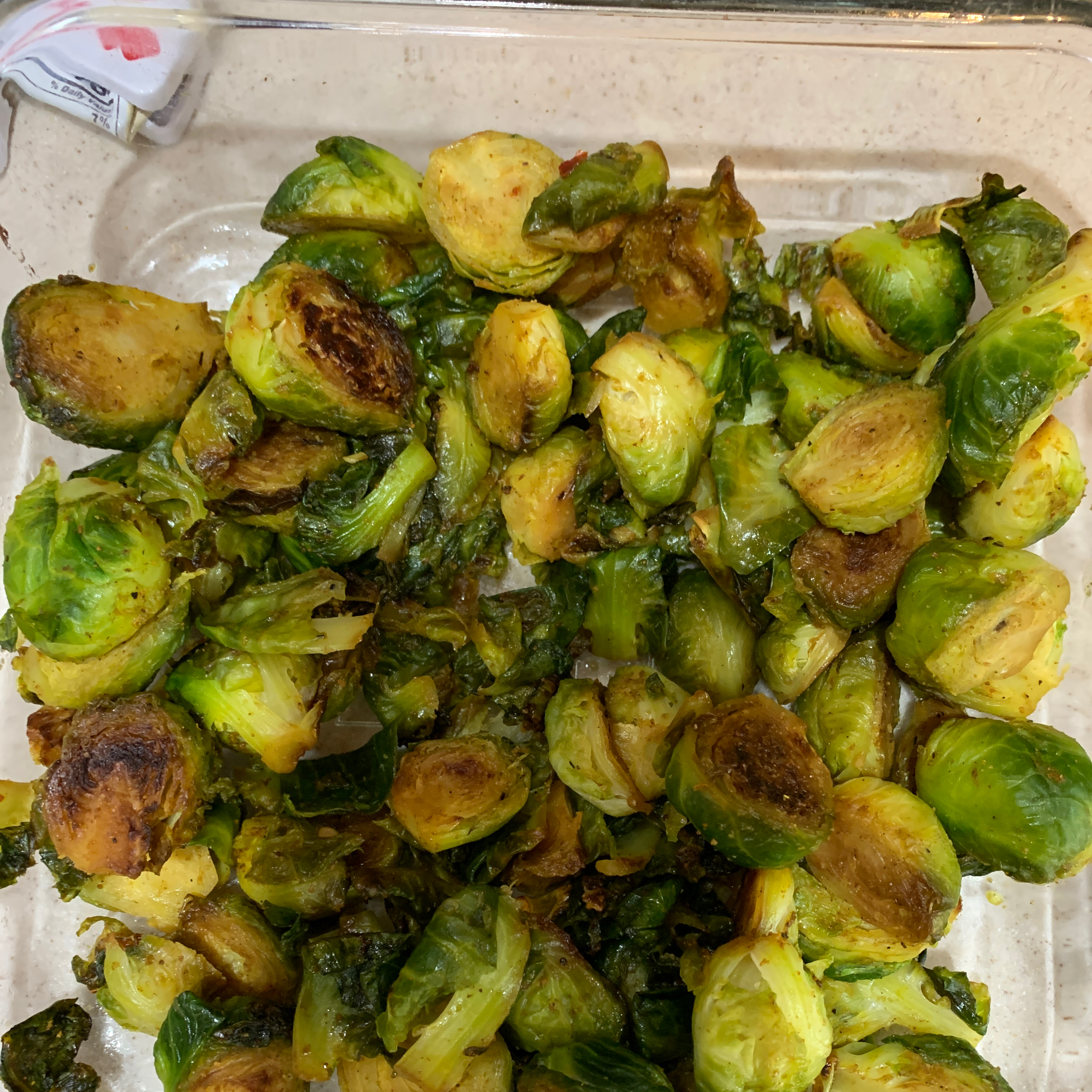 Charlie's Sweet Island Brussels Sprouts