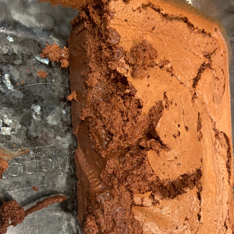 Chocolate Magic Cake Elizabeth Werk-Henry