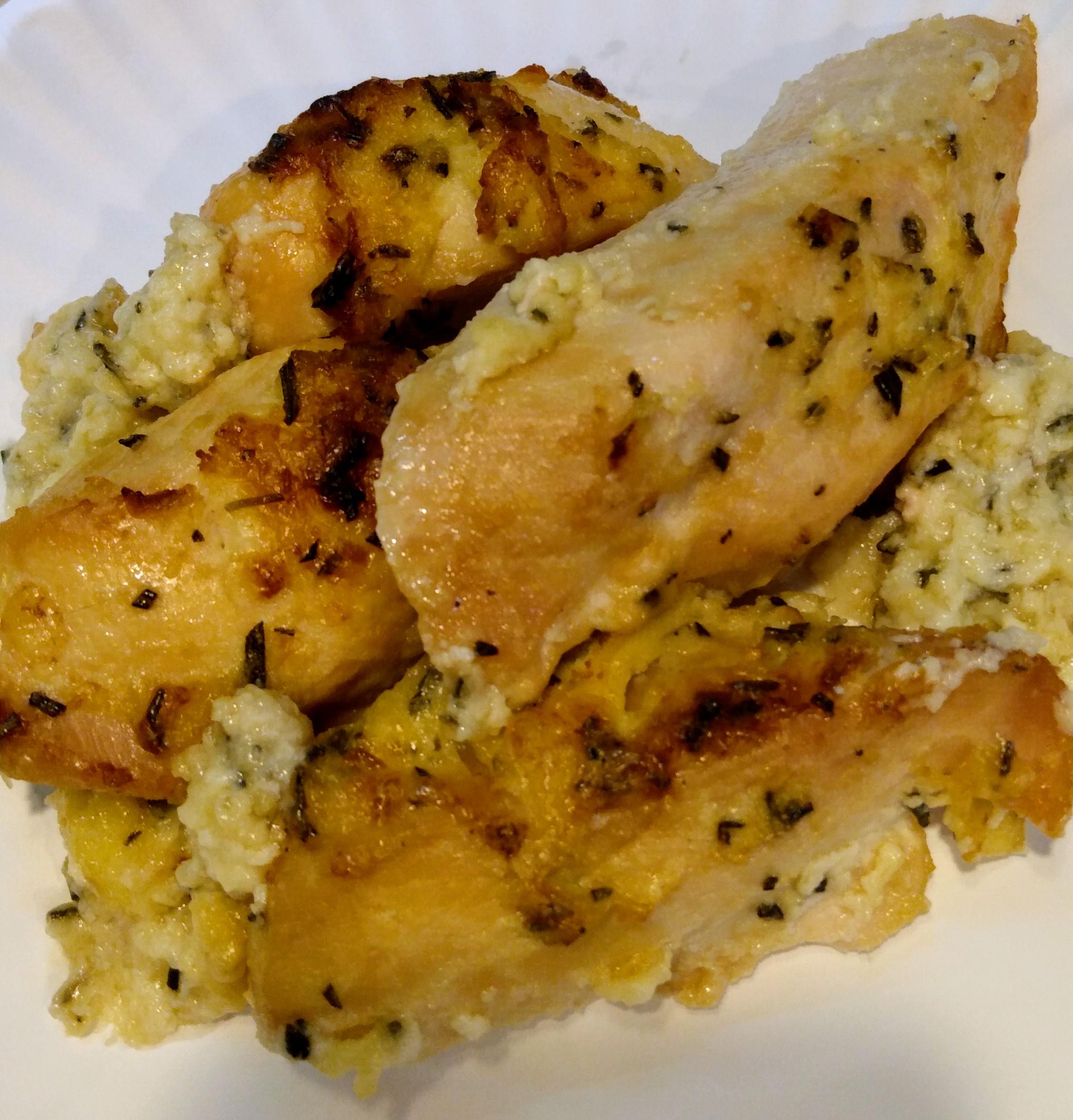 Mayo Chicken Kim Culvey