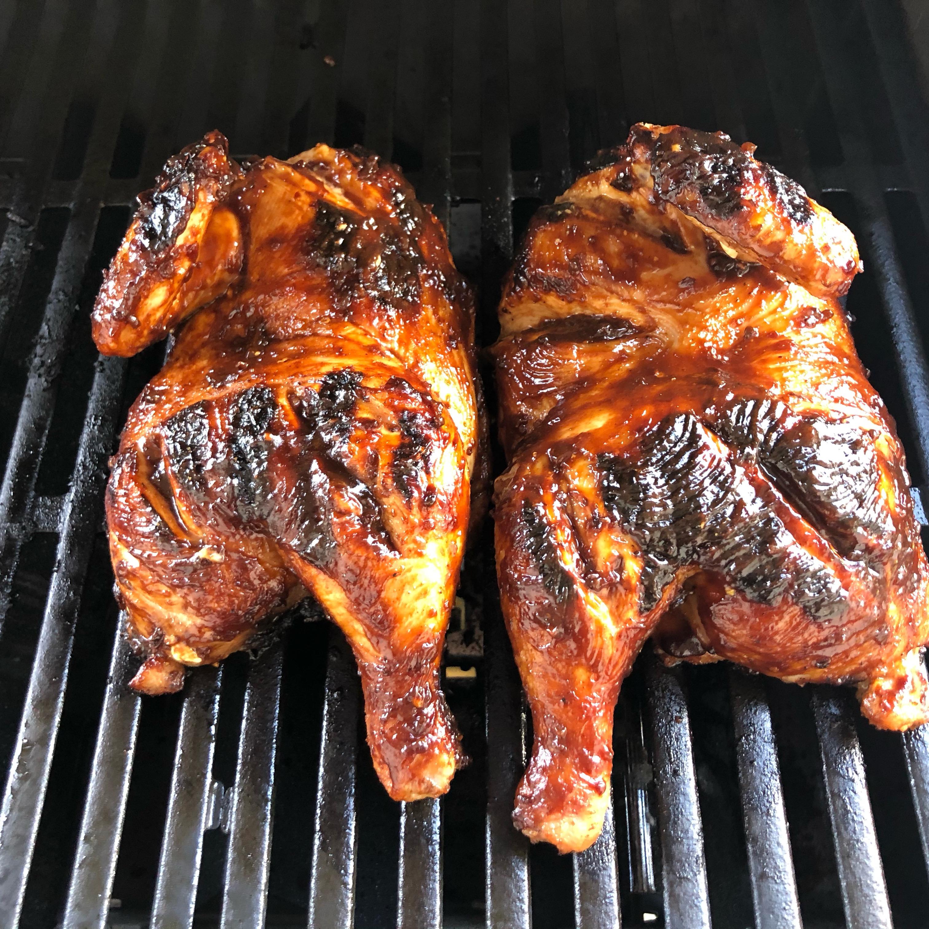 Chef John's Barbecue Chicken