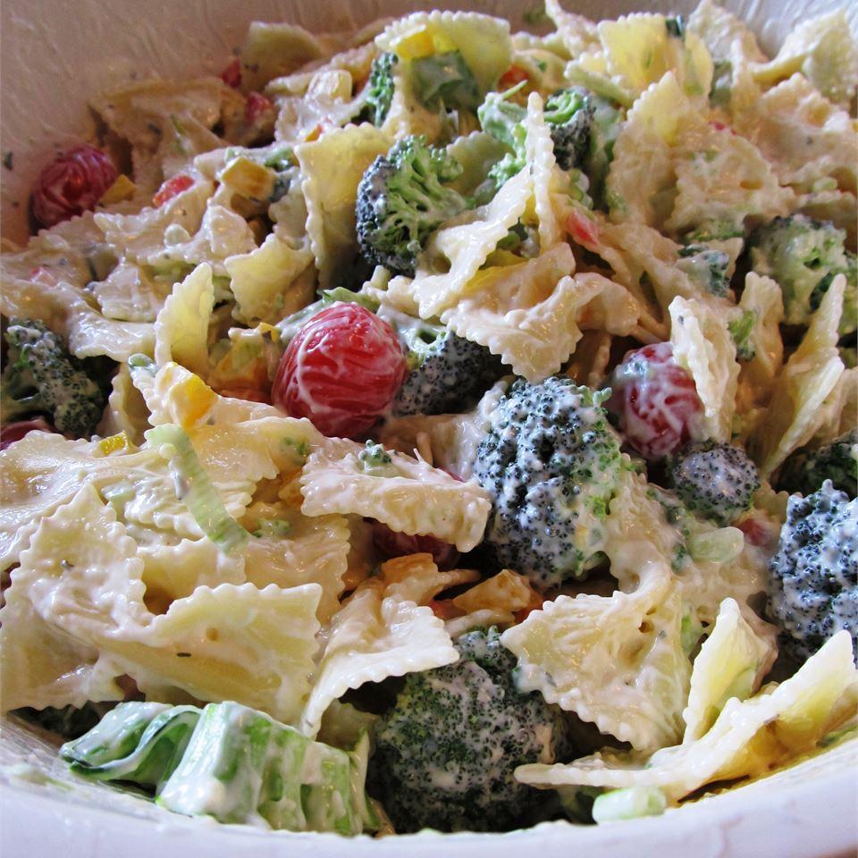 Bow-Tie Pasta Salad Oven Mitts
