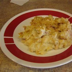 Delicious Chicken Casserole Ann Karr
