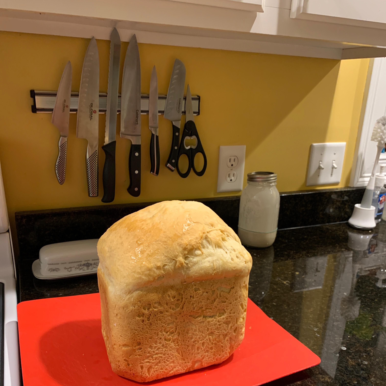 Basic Sourdough Bread cyndi