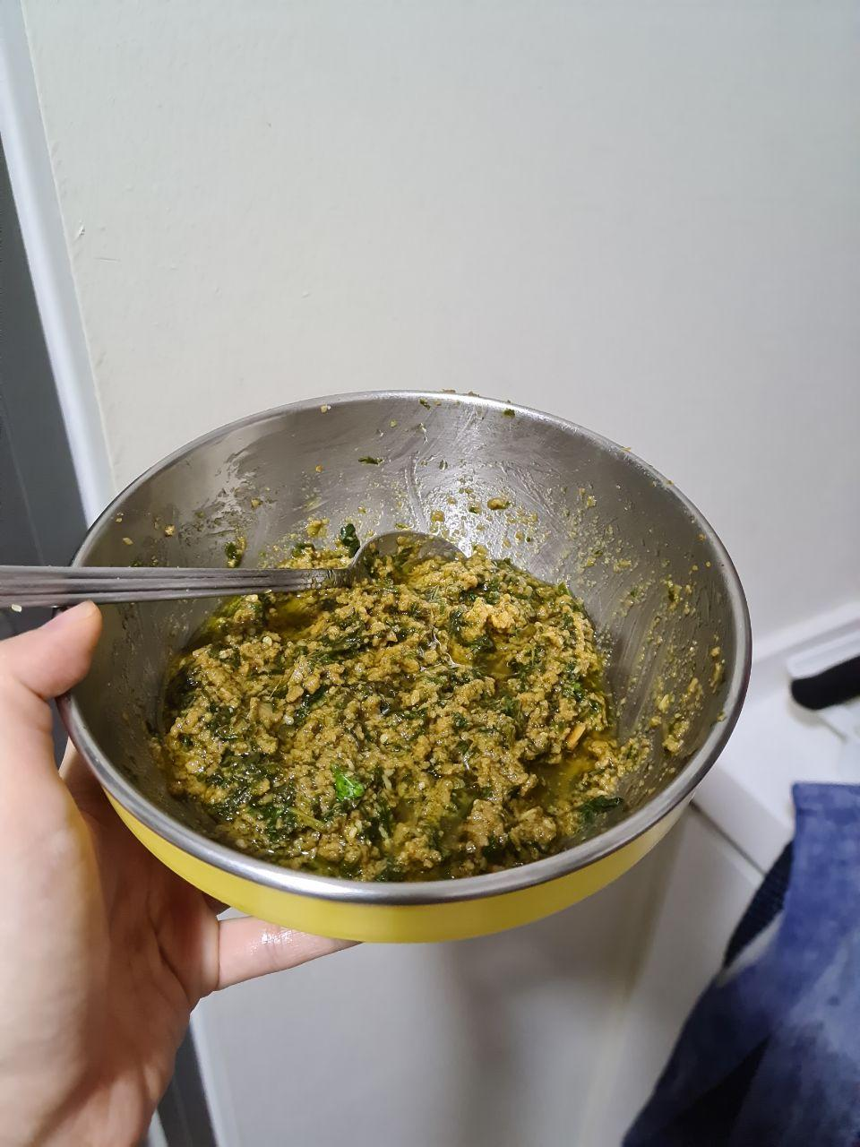 Proper Pesto