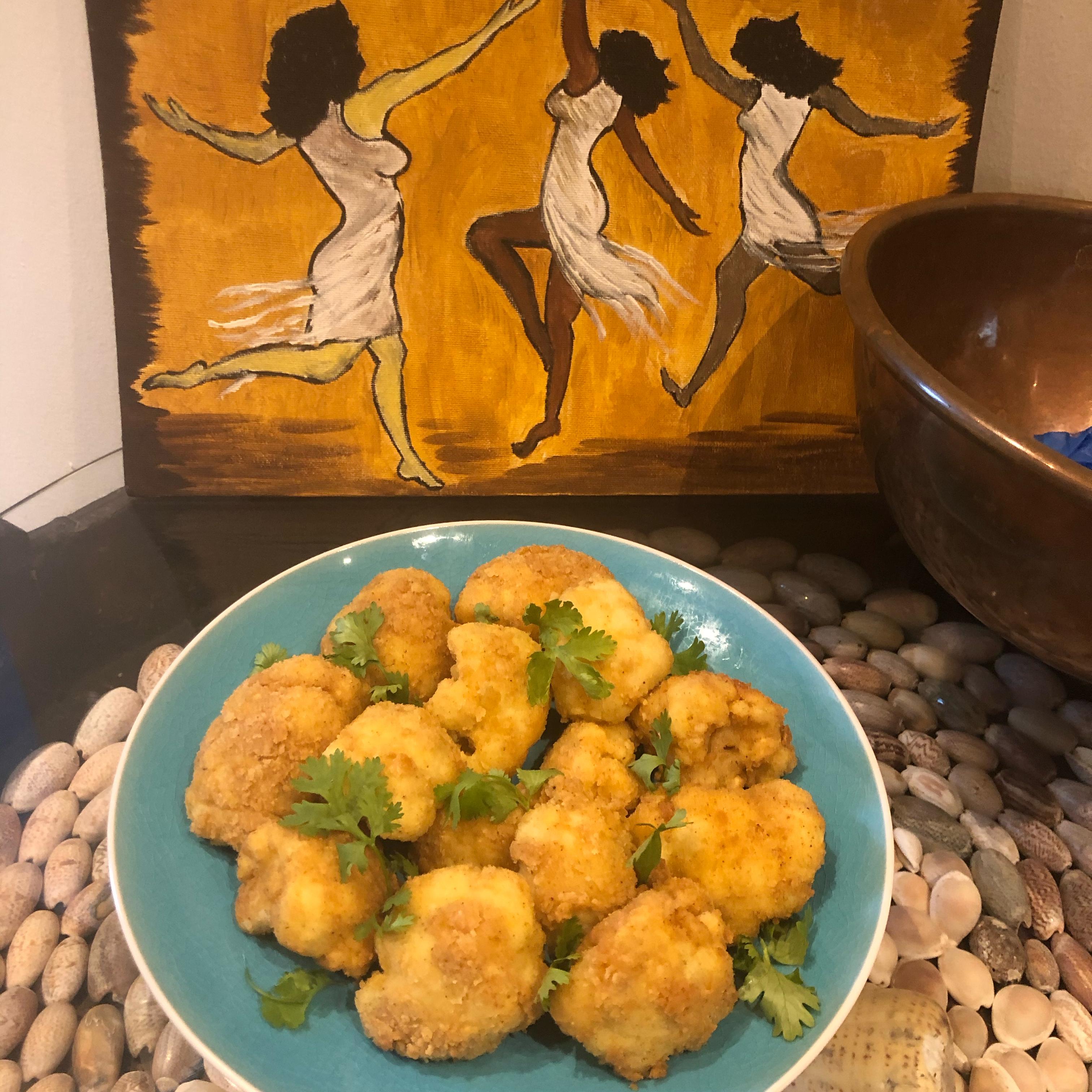 Fried Cauliflower nahla