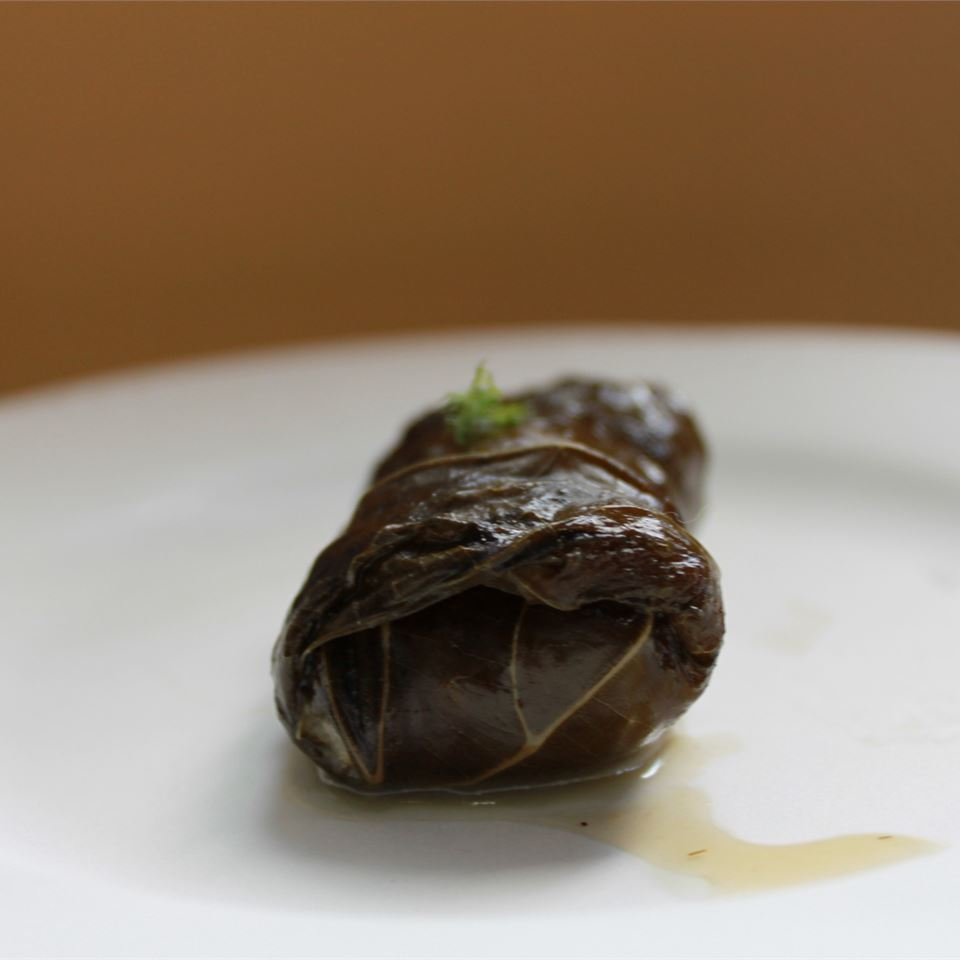 My Own Famous Stuffed Grape Leaves gigerbopper