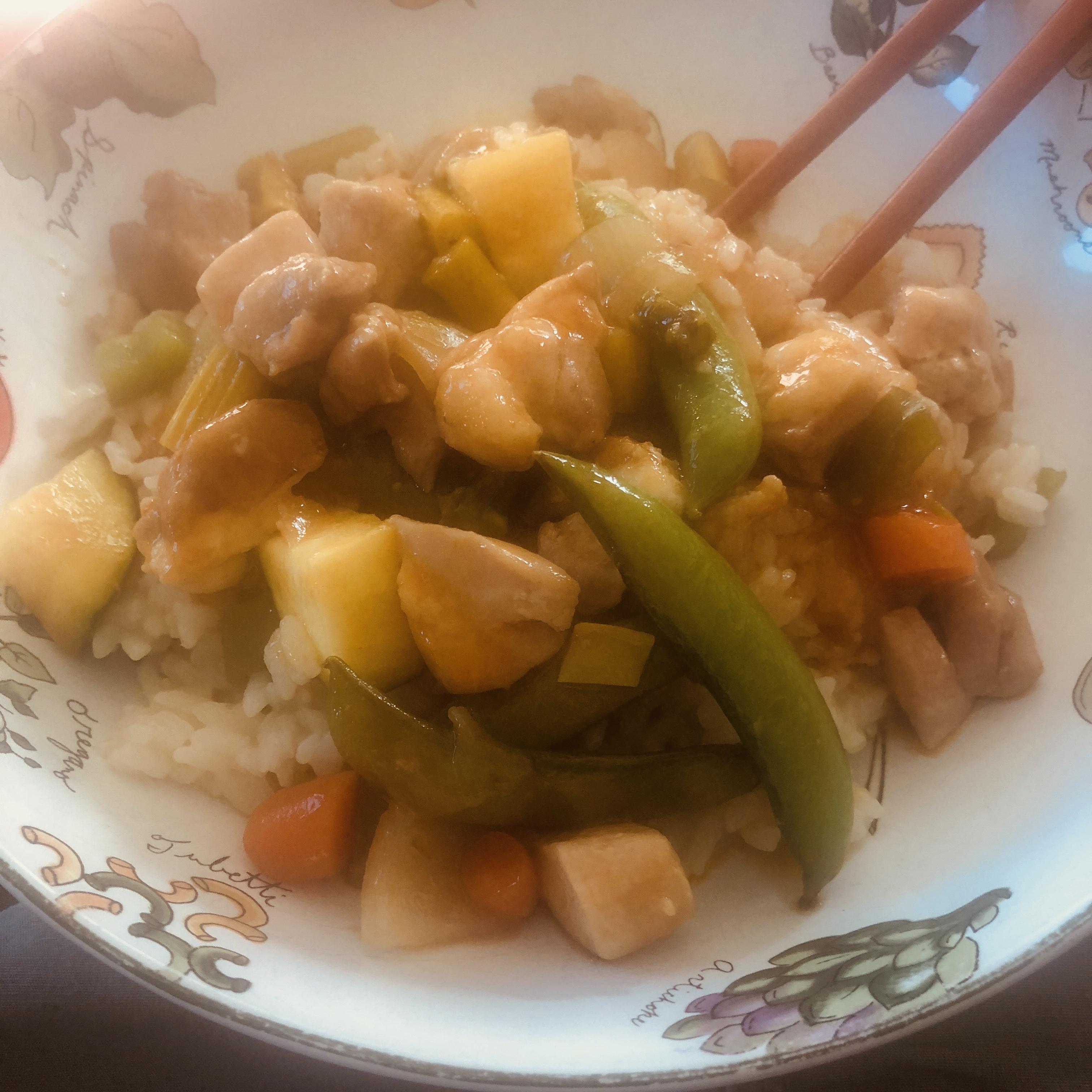 Authentic Thai Cashew Chicken FAIRBORN