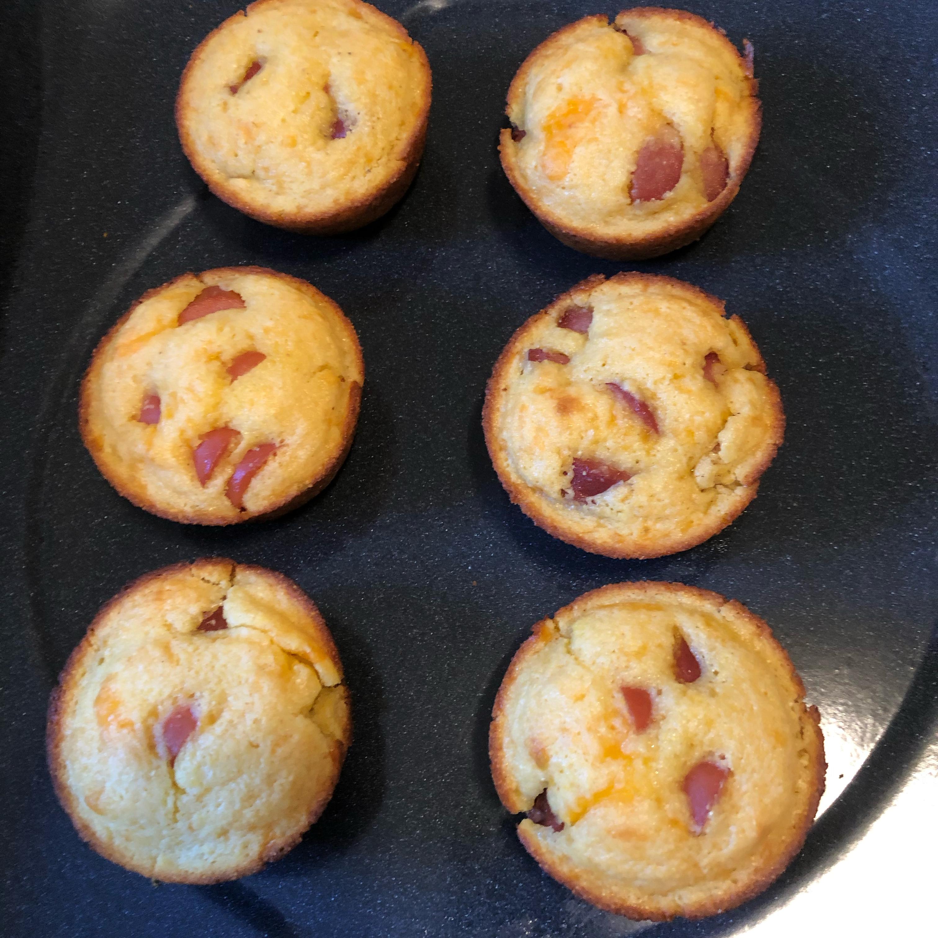 Corn Dog Muffins Jean Juelz