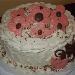 Tiramisu Layer Cake Sue Garzone