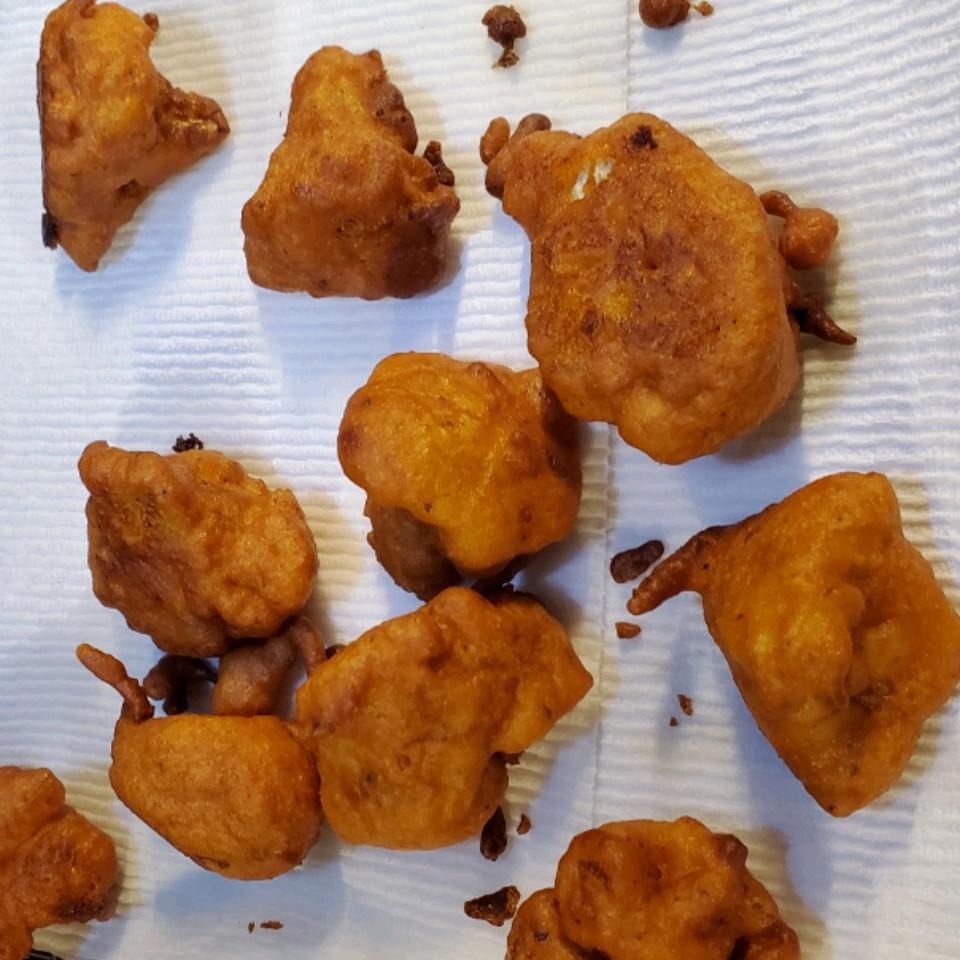Fried Cauliflower (Egyptian Style) Julie Toney