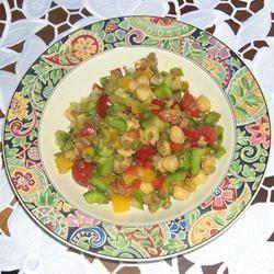 Moroccan Lentil Salad JEANSOPHIE