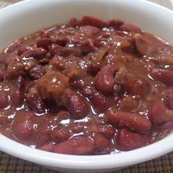 Gramma Beaton's Brown Sugar Beans