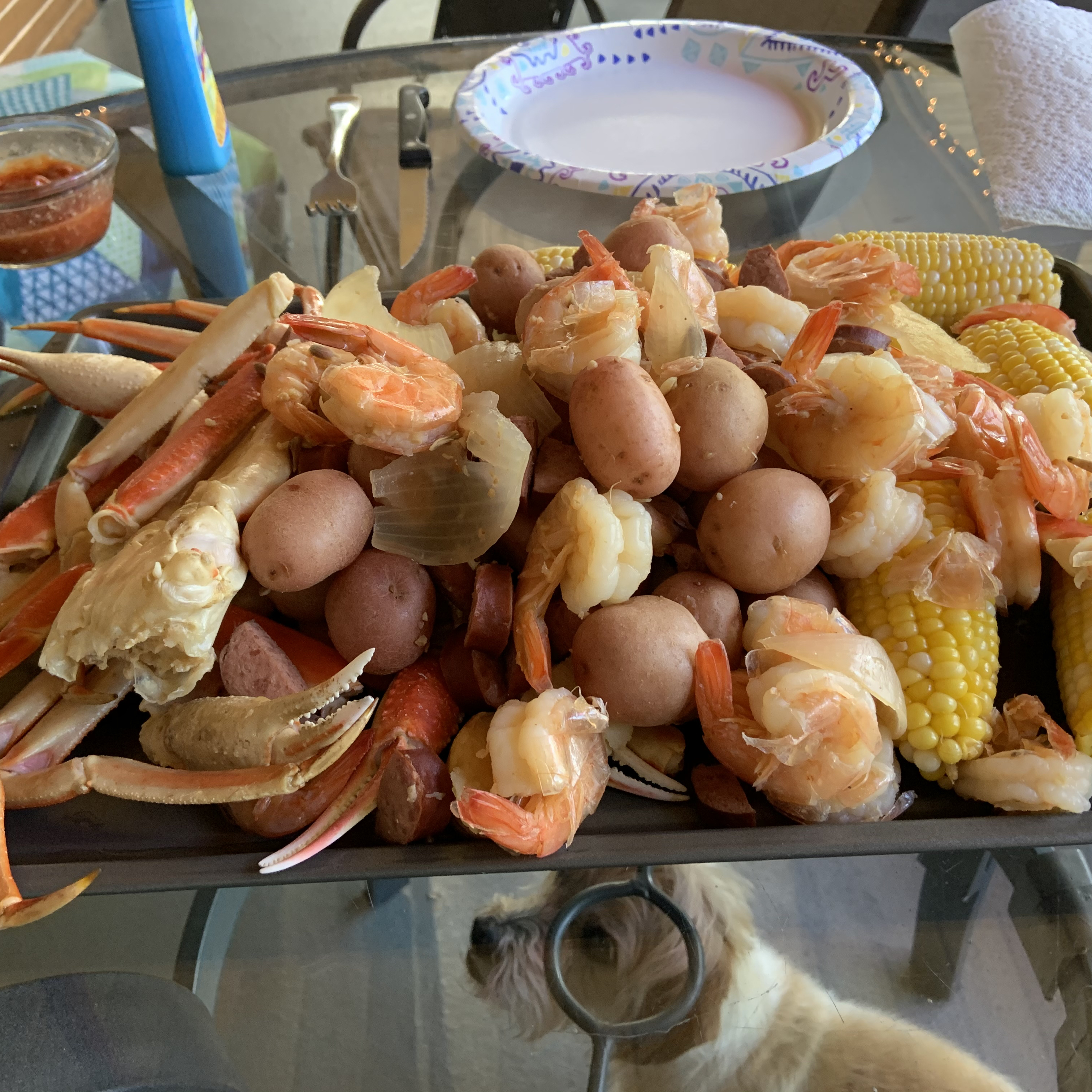 Good Ole' Southern Frogmore Stew