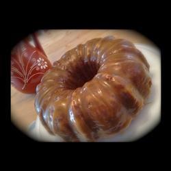 Pear Cake Piques