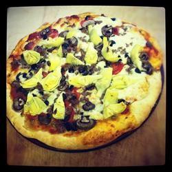 Pizza Dough III