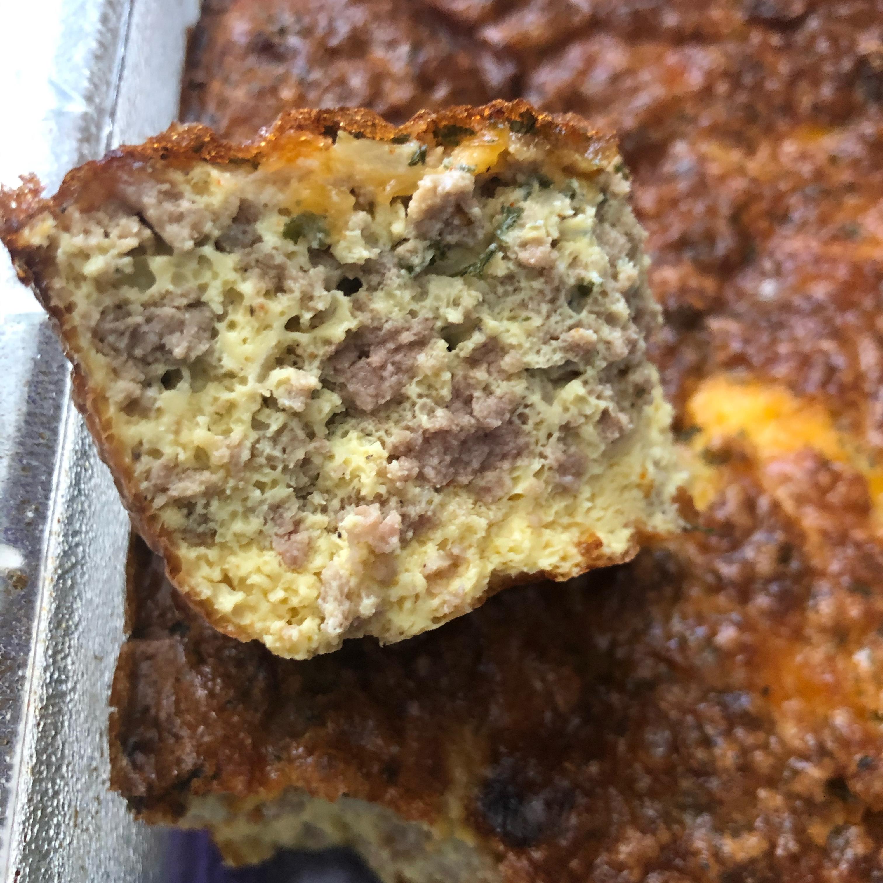 Quiche (Southern Egg Pie) Robinette