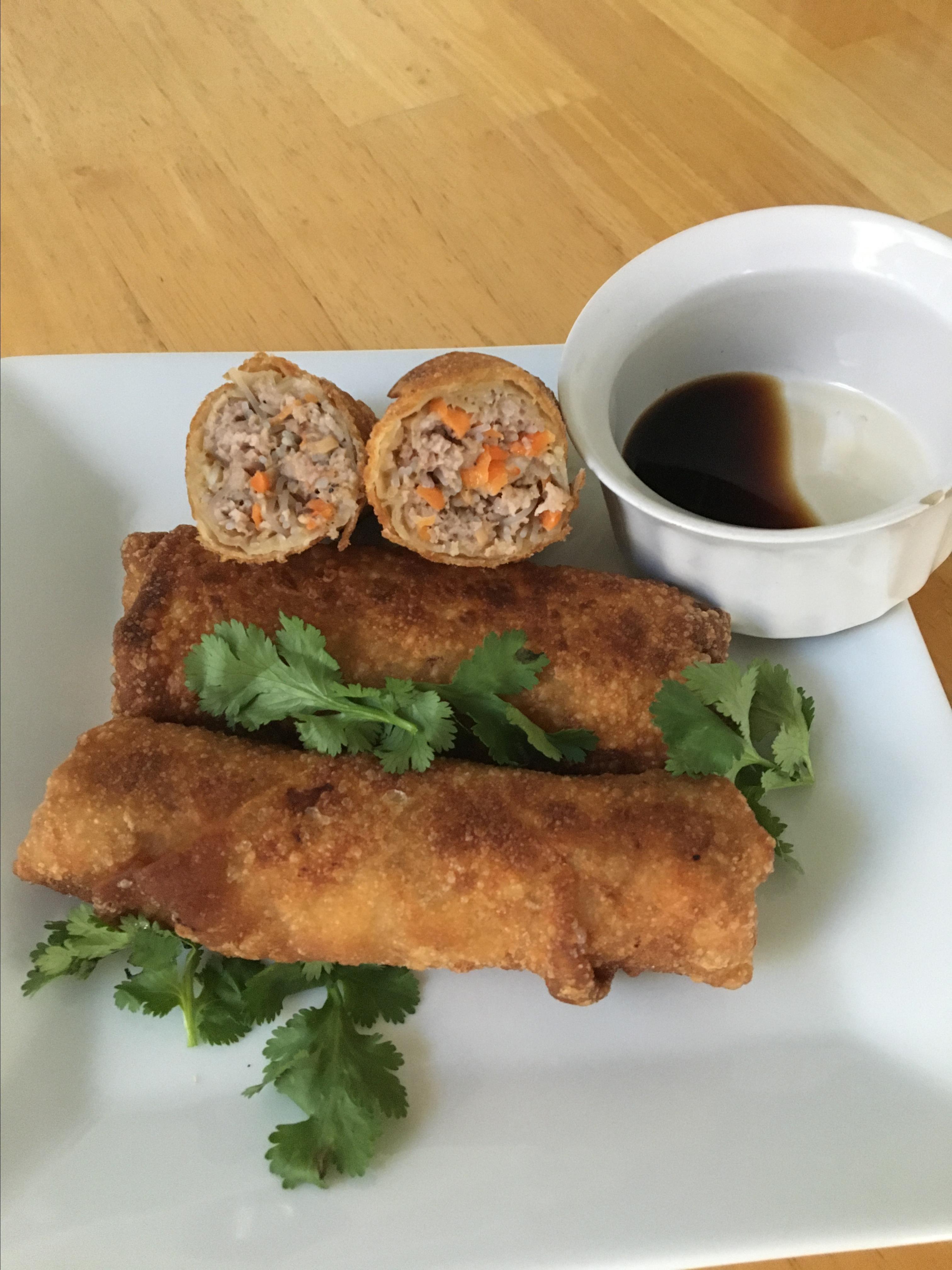 Cha Gio Vietnamese Egg Rolls
