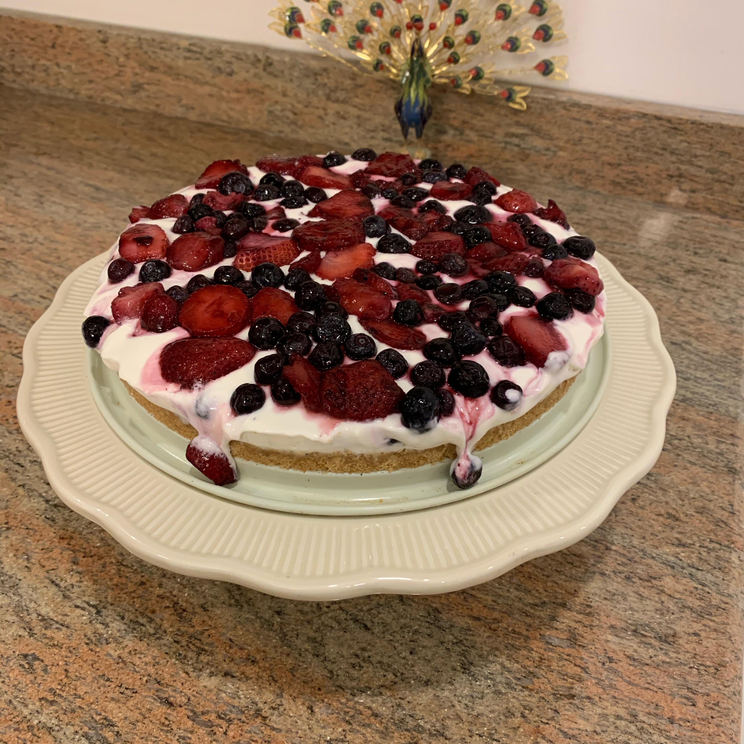Berry Bliss Cheesecake Lana