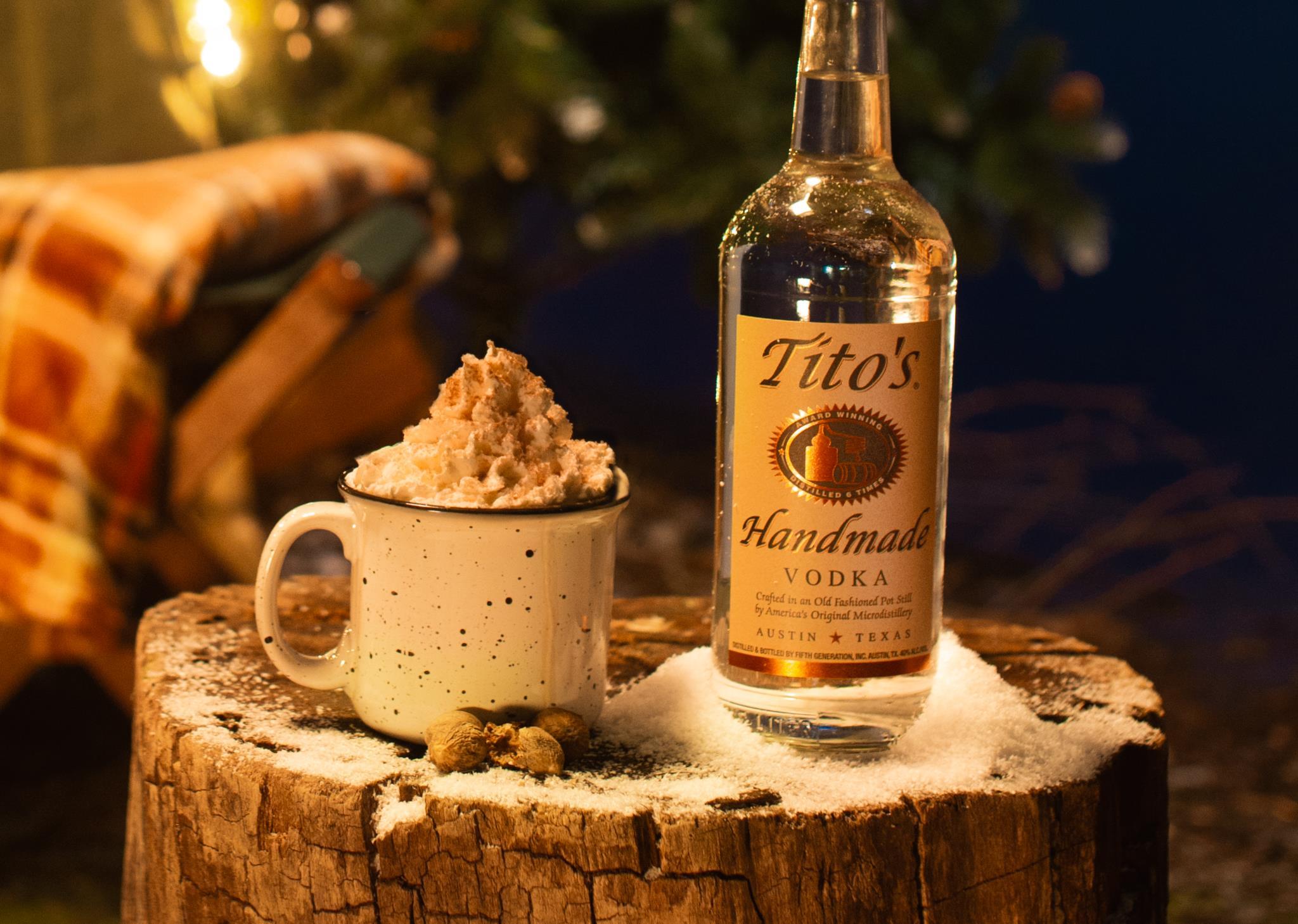 Tito's Snow Day Sipper