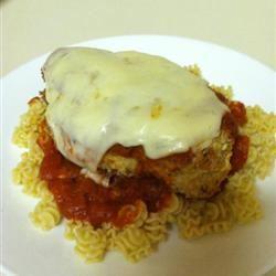 Quick Chicken Parmesan Kelly Radcliffe