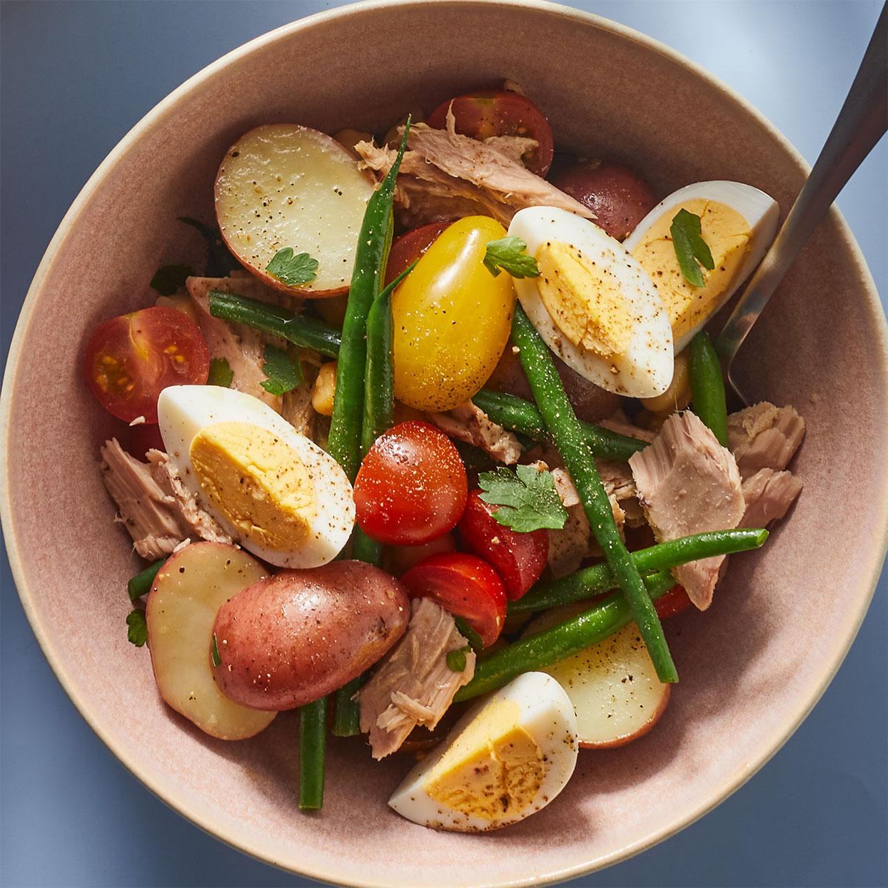 Classic Niçoise Salad Allrecipes Trusted Brands