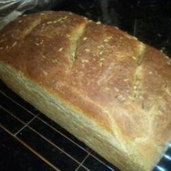 Rye Beer Bread flaminmerkin