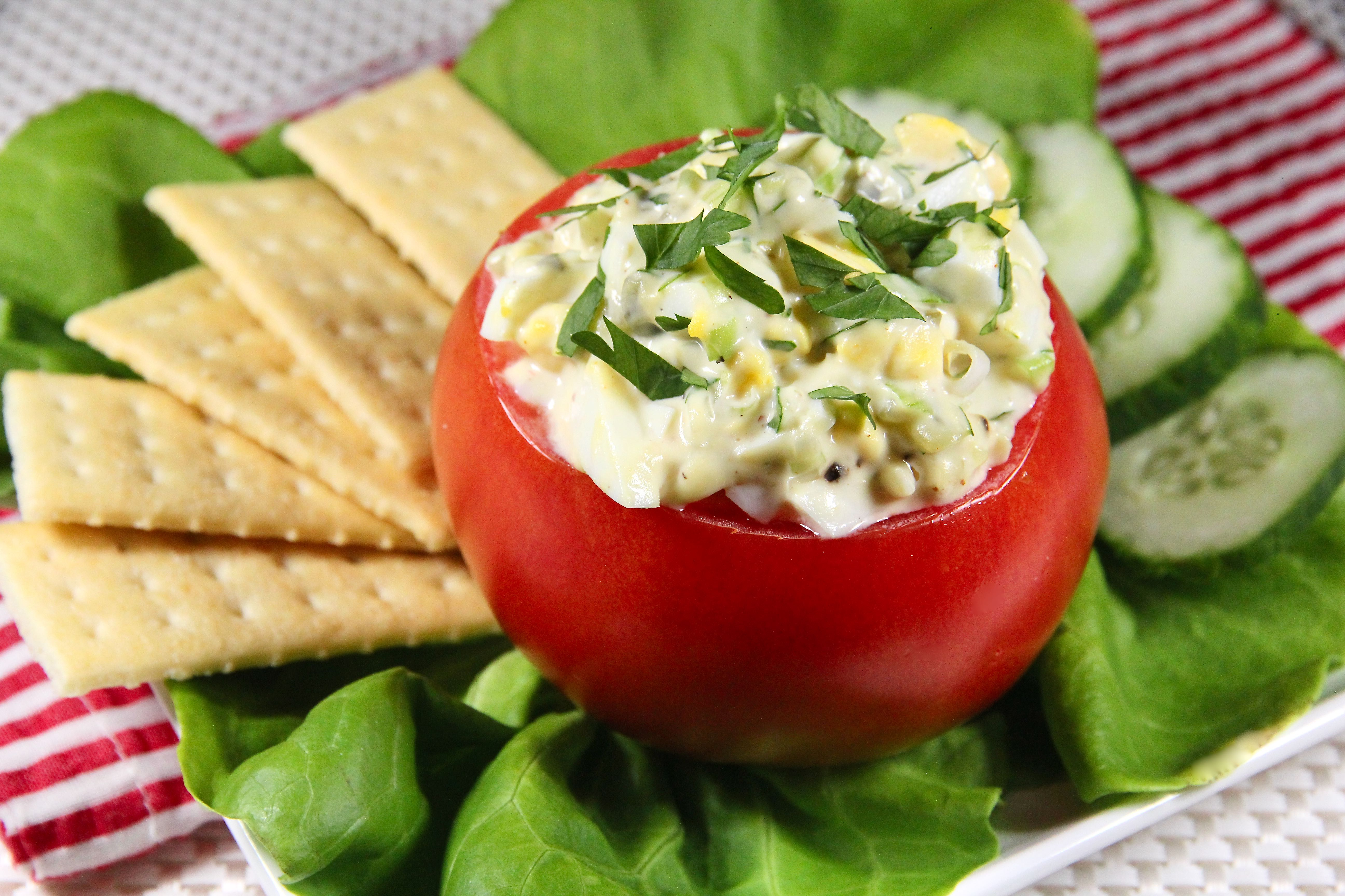 Egg Salad with Mustard