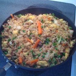 Glo's Sausage Fried Rice cmthomas76