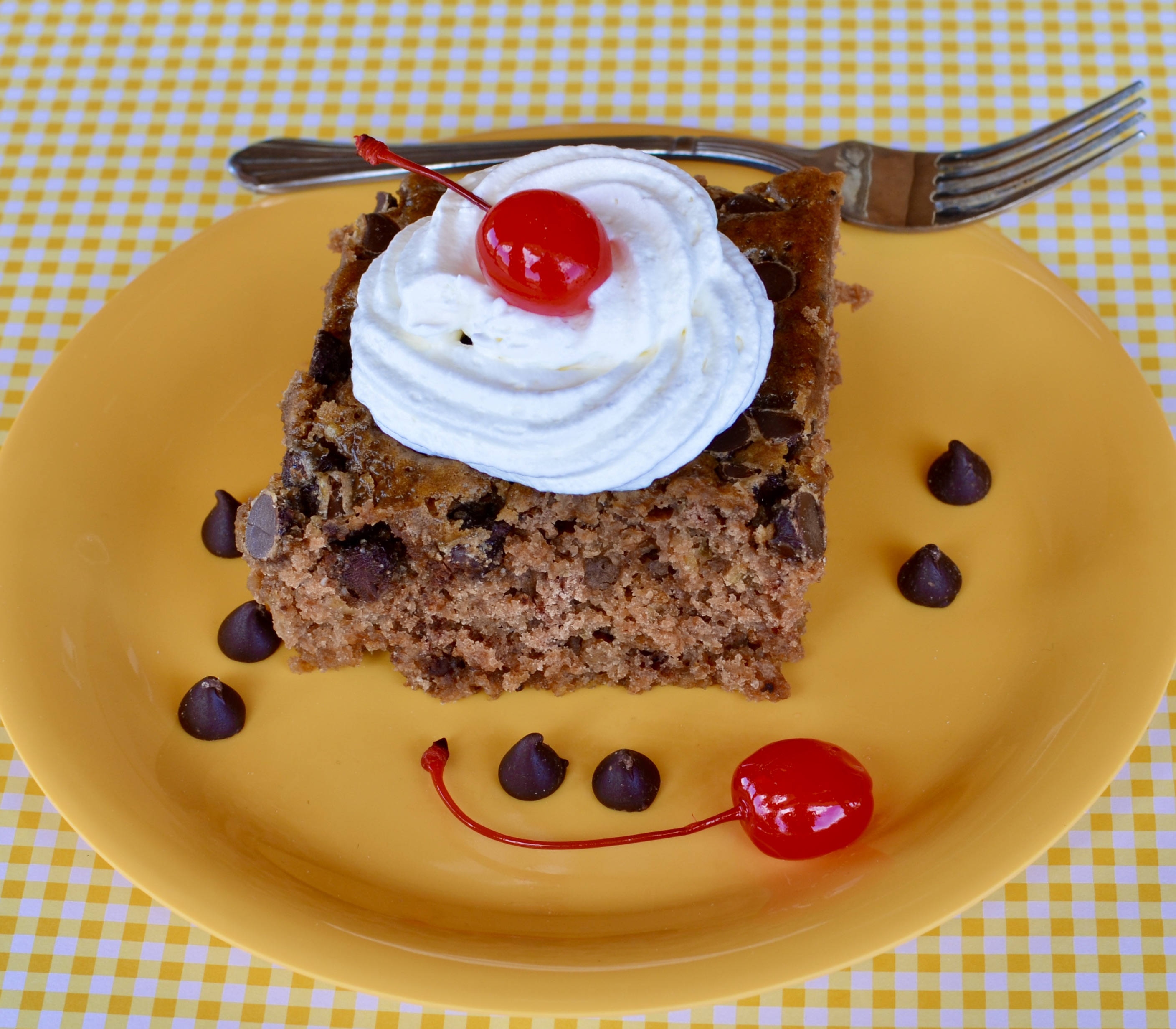 Chocolate Chip Oatmeal Cake Cathie
