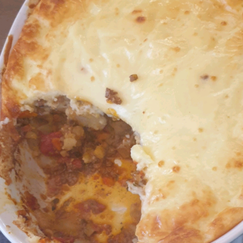 Bulgarian Moussaka