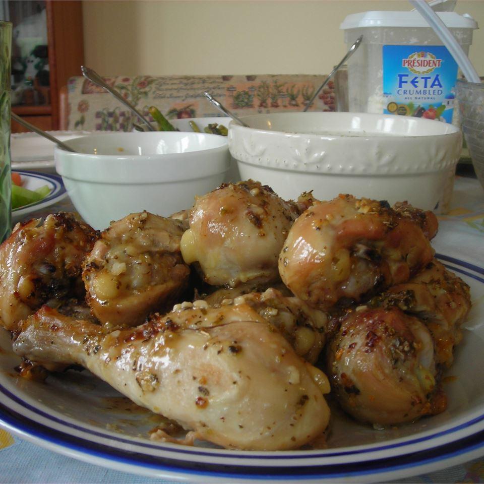 Mediterranean Lemon Chicken