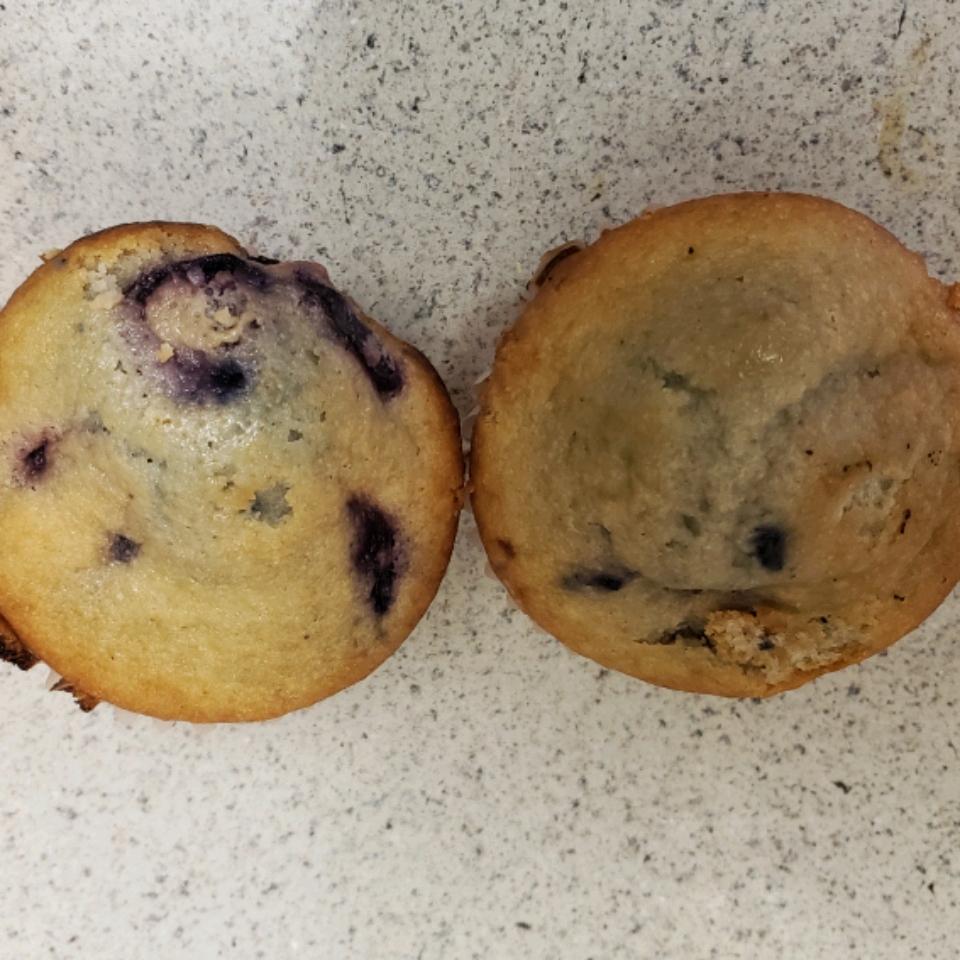 Fresh Cherry Muffins pandorastar1