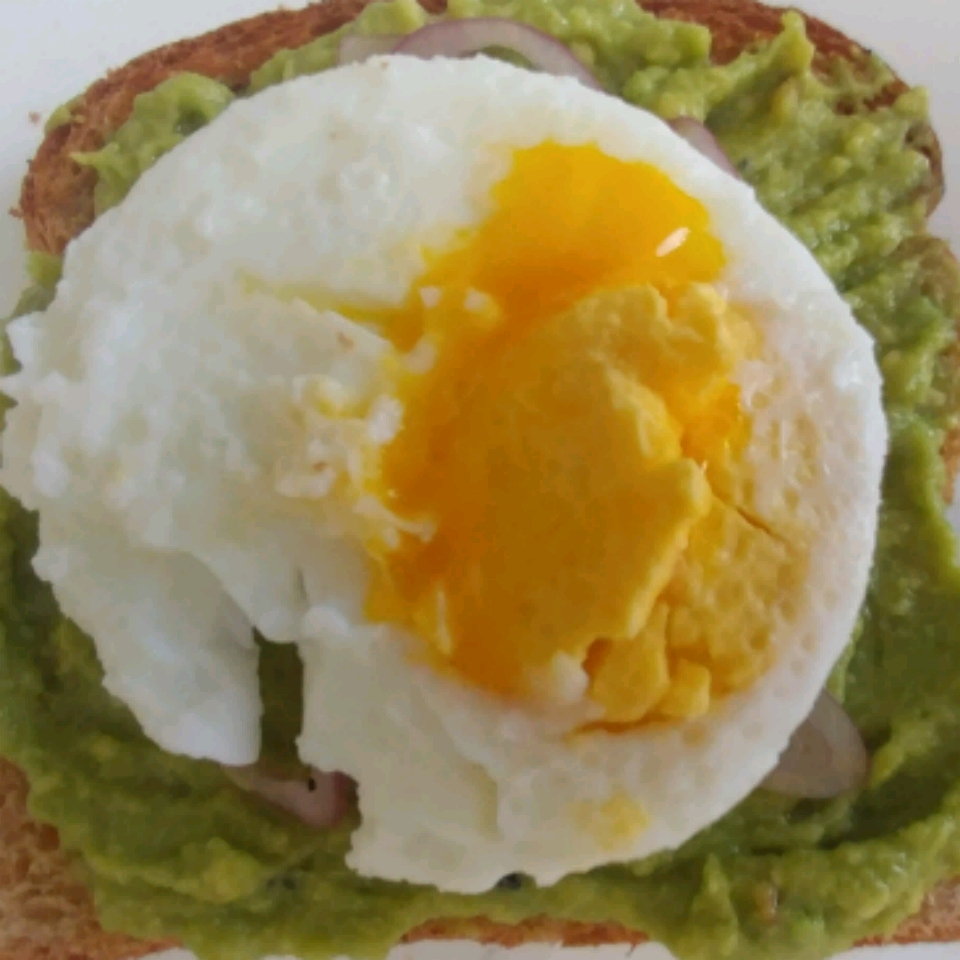 Avocado Toast and Egg for One Luis Villahermosa