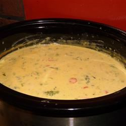 Slow Cooker Broccoli-Cheese Soup
