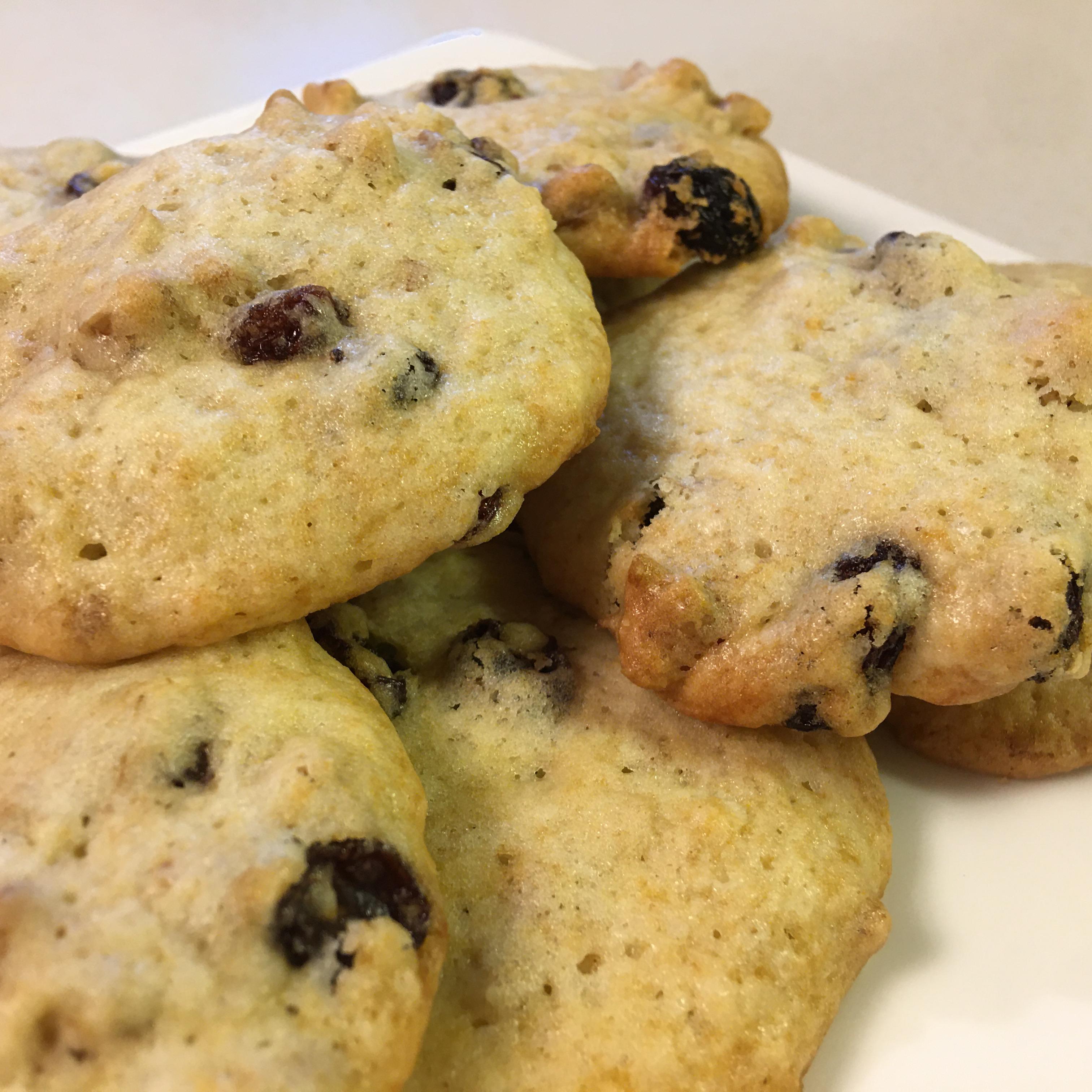 Sweet Sourdough Cookies