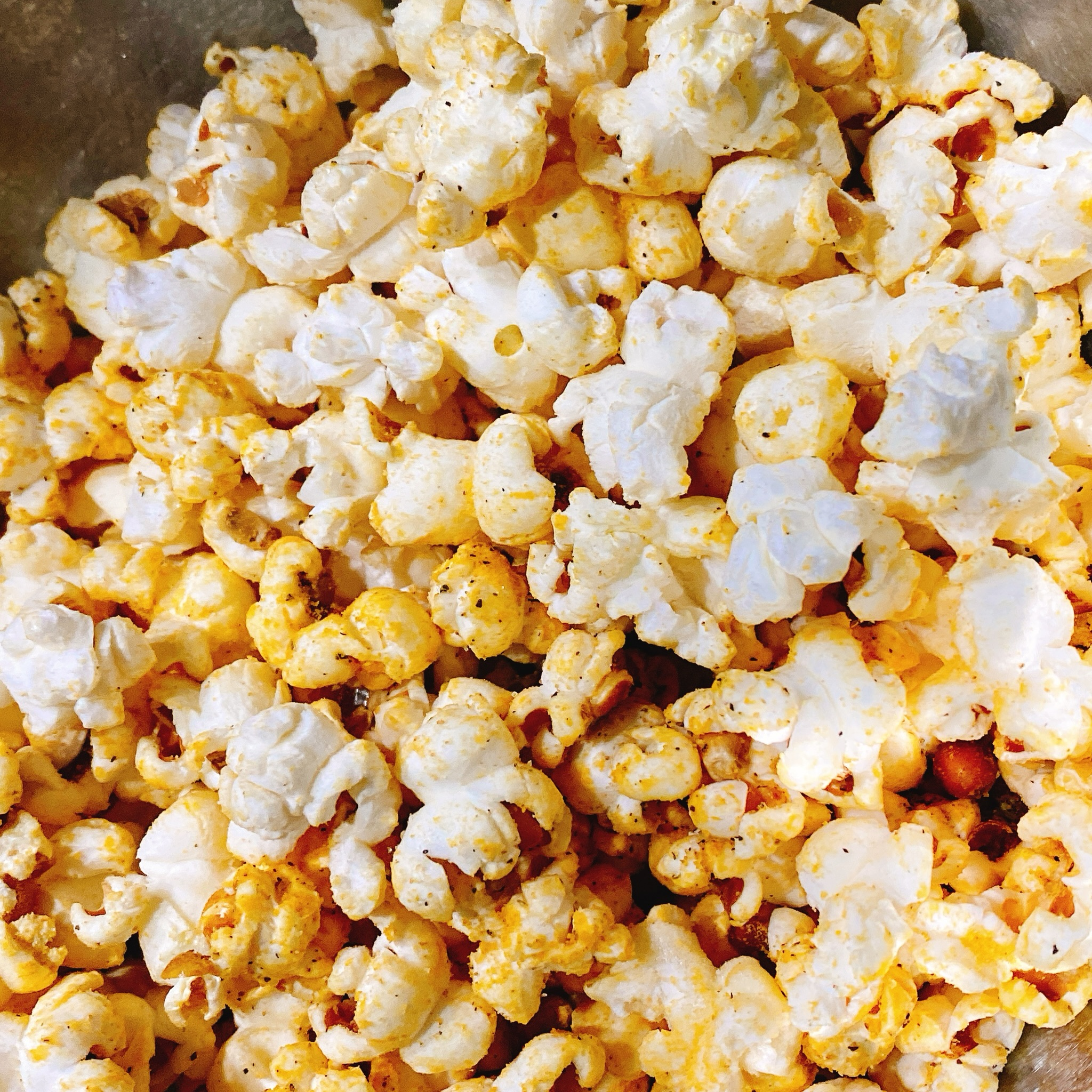 Instant Pot® Popcorn thedailygourmet