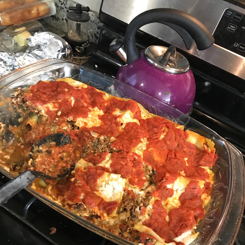 Michelle's Vegan Lasagna hippicream