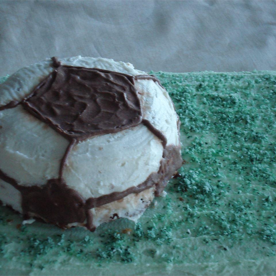 Soccer Ball Cake Anum Imran