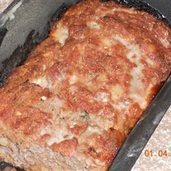 Tantalizingly Tangy Meatloaf