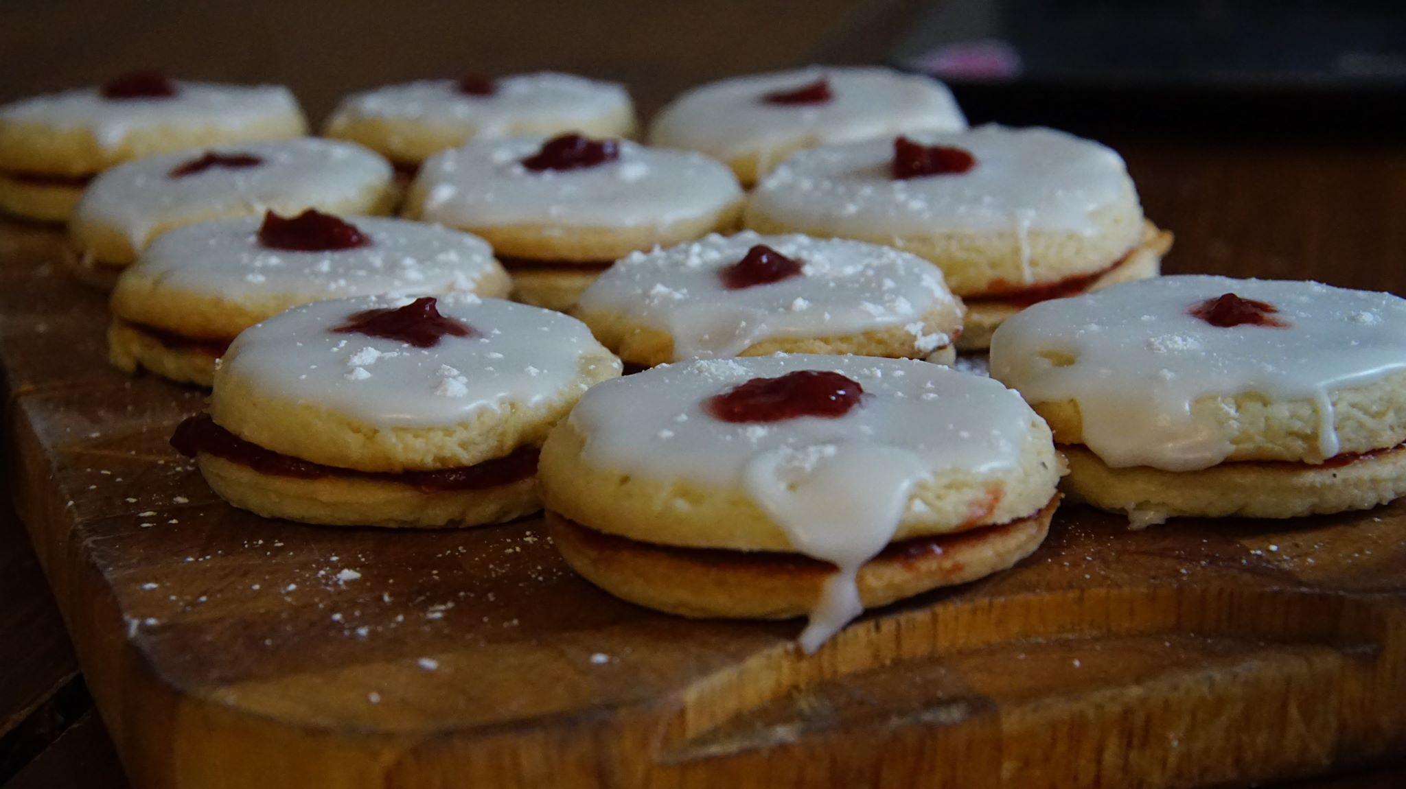 Empire Cookies