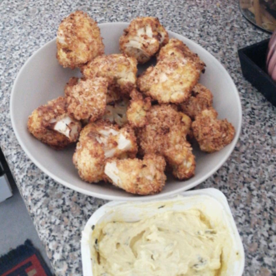 Baked Breaded Cauliflower ion_ptt