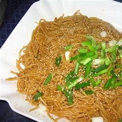 Sesame Noodles stylistmama