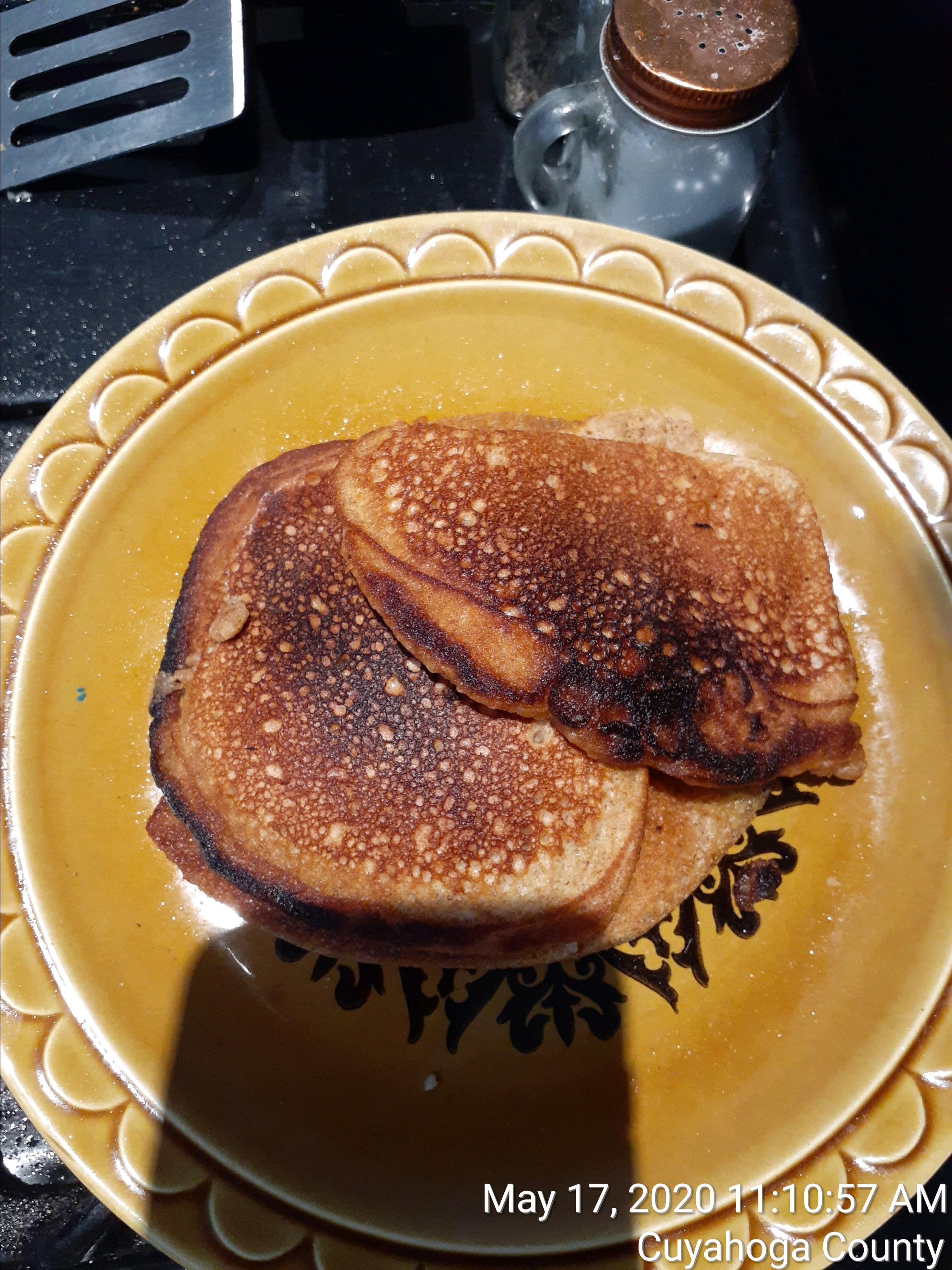 Spelt Pancakes Shortcake Reaves