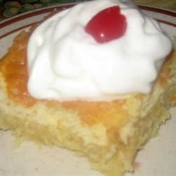 Pineapple Angel Food Cake II