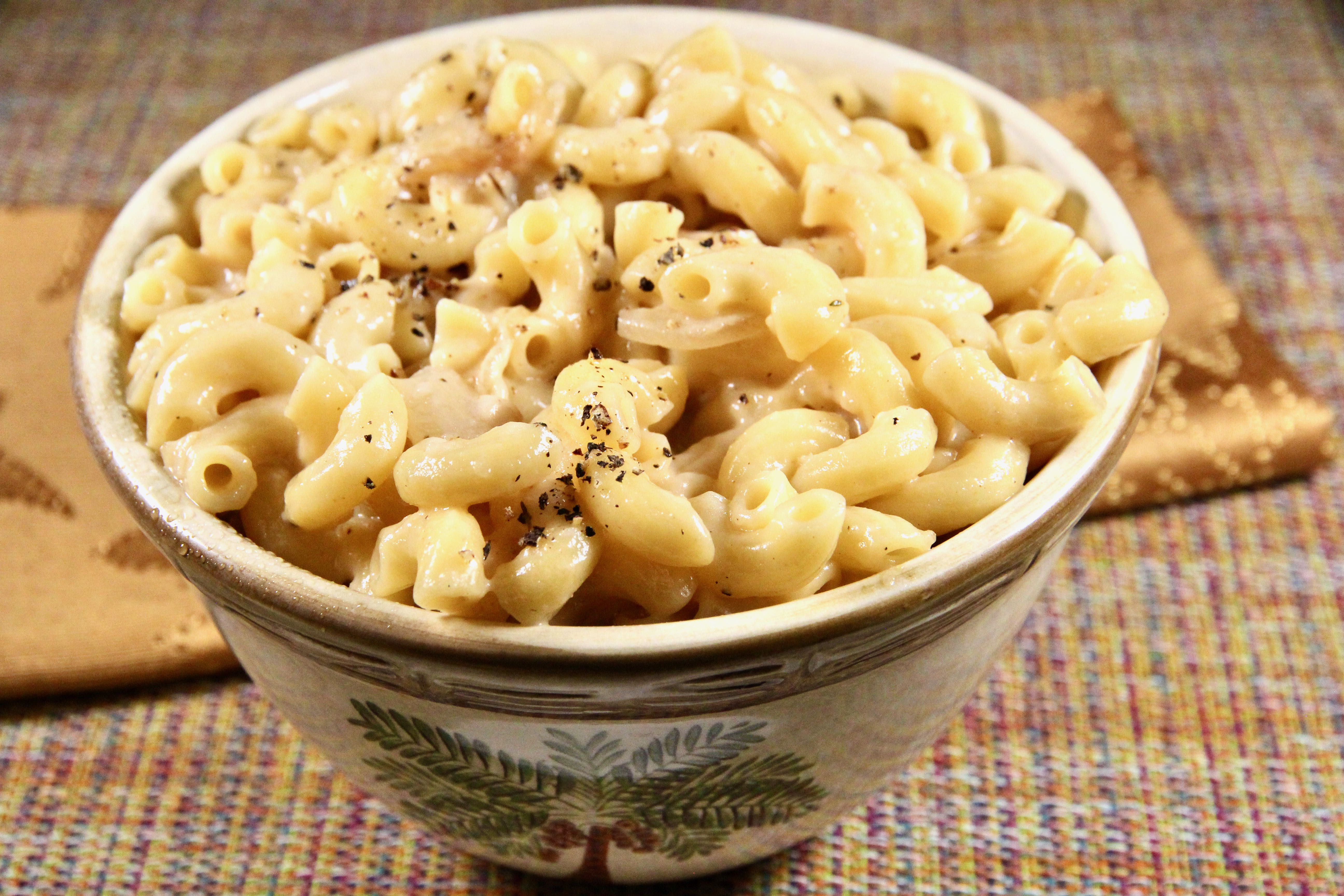 French Onion Mac and Cheese Libbie Remmel